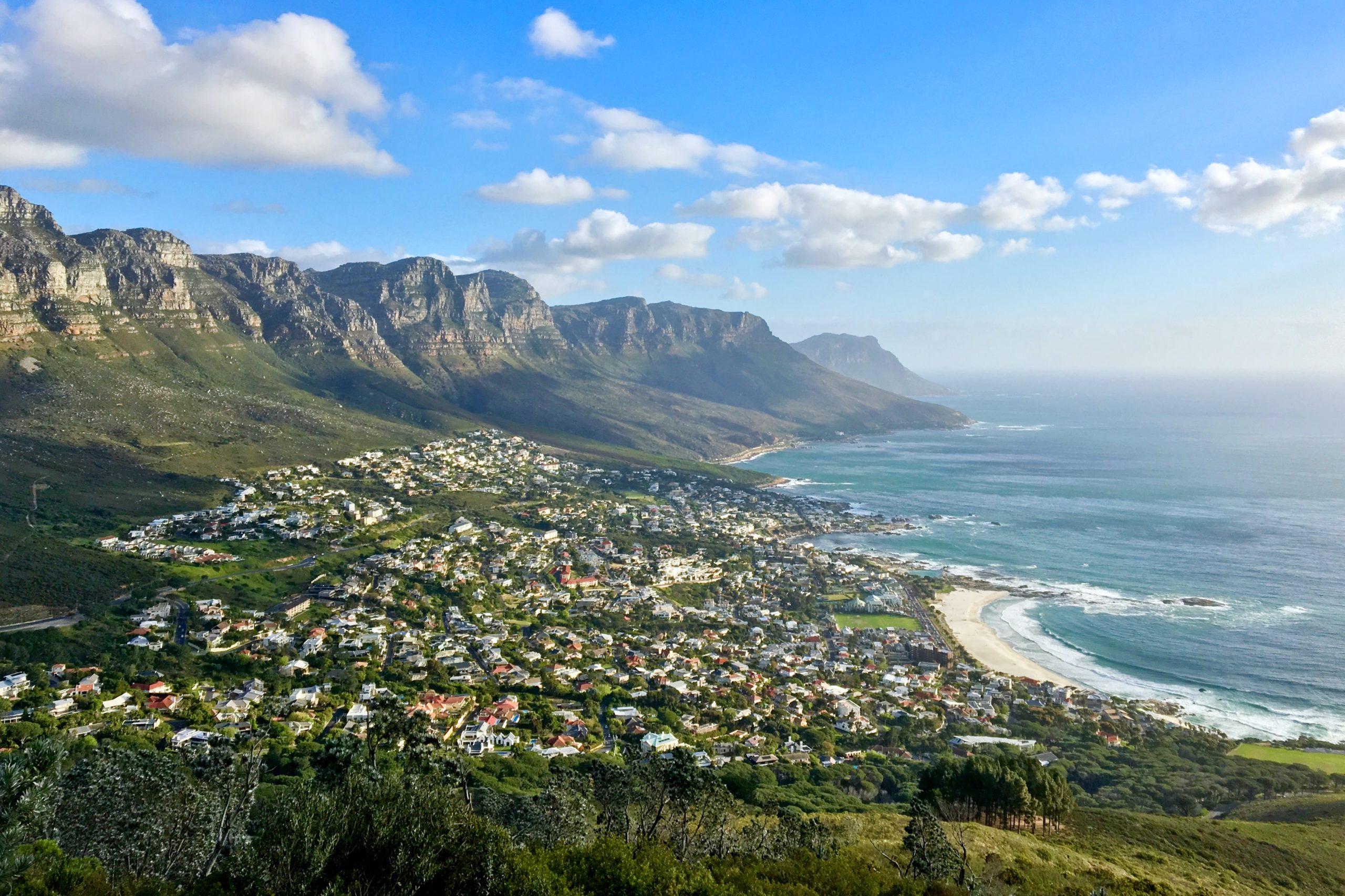 Reise - Cape Town